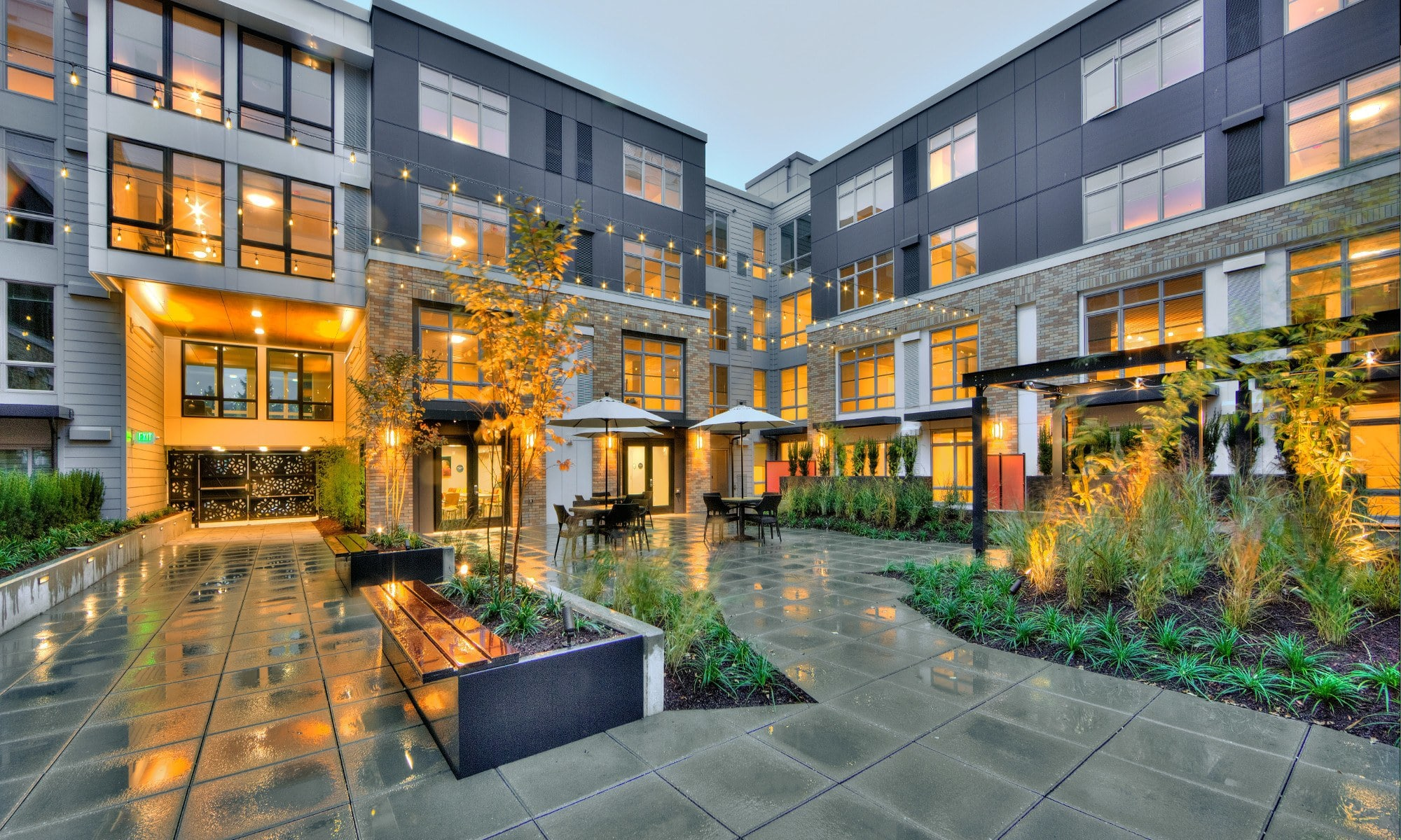 Floor Plans For 3 Bedroom Apartments Capitol Hill Seattle Wa Apartments For Rent The Lyric