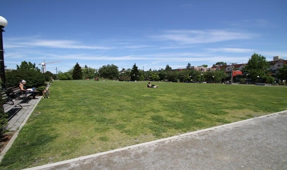 Park near The Lyric Capitol Hill Apartments Seattle WA