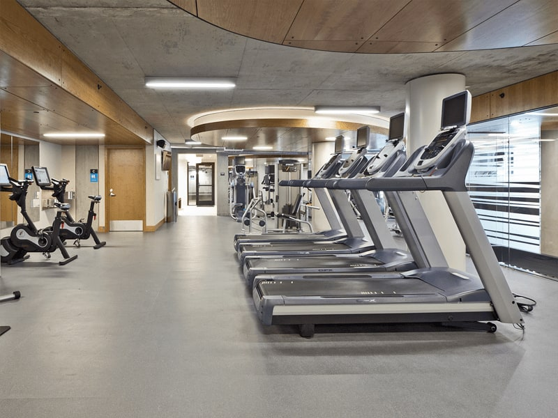 Gym at The Century
