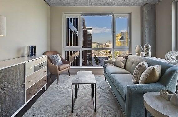 Spacious apartment The Century Seattle