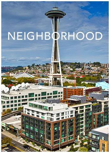 Explore the neighborhood around The Century in Seattle, WA