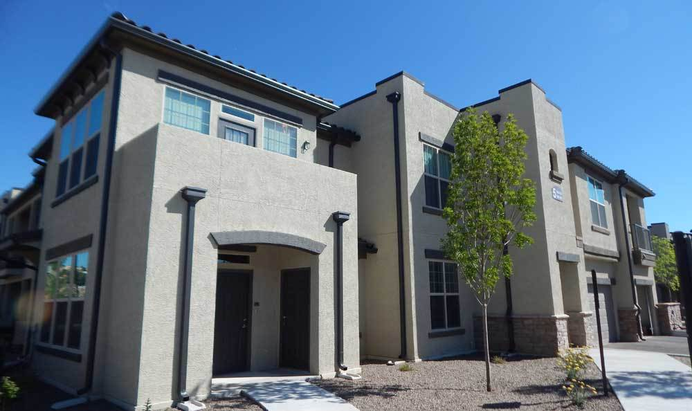 Luxury apartment living in Albuquerque