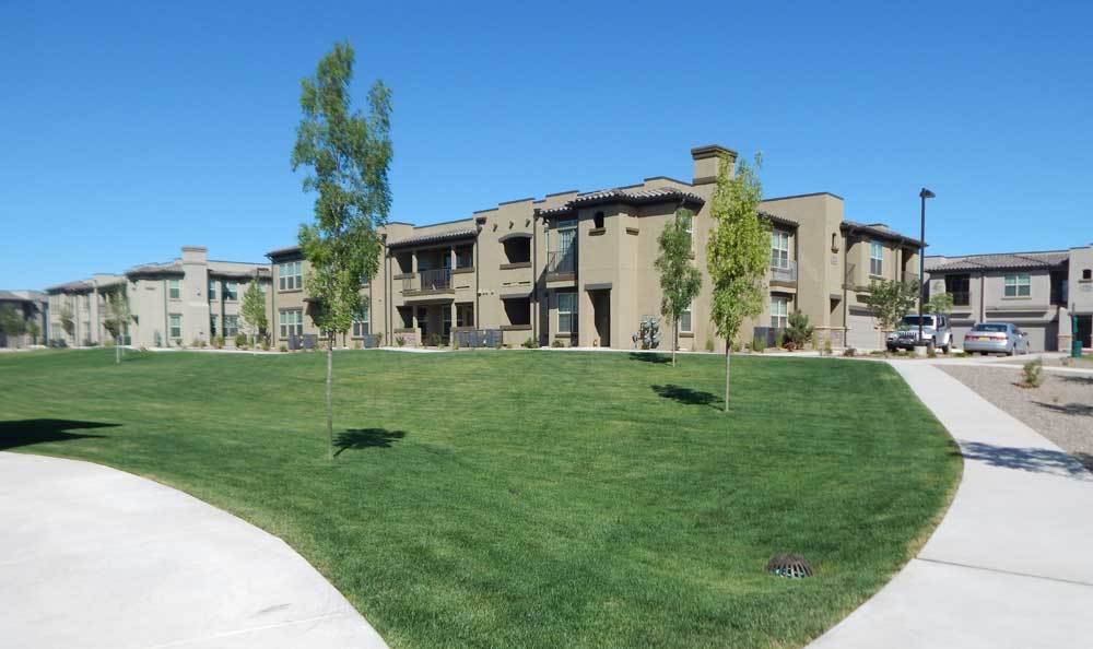 Exterior of our community in Albuquerque, NM