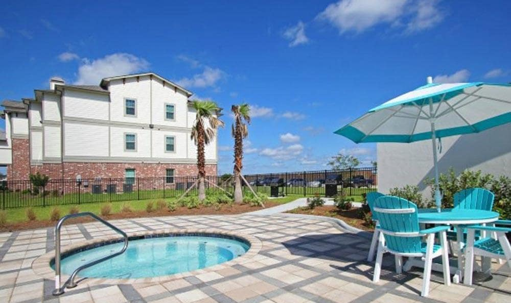 Enjoy the beautiful surroundings at Cameron Isles Apartments in Houma, LA