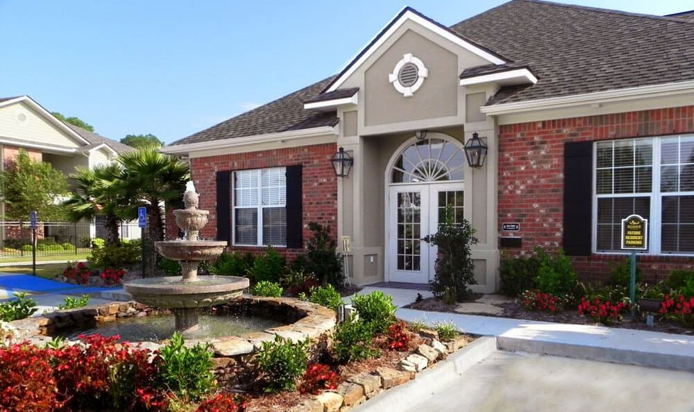 Exterior of our community in New Iberia, LA