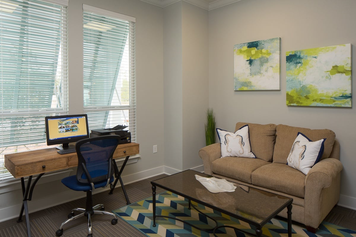 Den or office at West Woods Apartments in Pensacola, FL