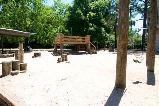 Playground area at Excelsior on the Park Apartments