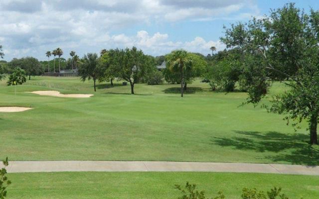 Golf course near apartments in Corpus Christi