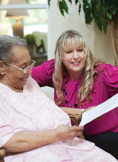 View Assisted Living options at our Kisco Senior Living communities