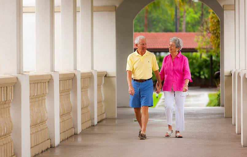 View our continuing care options at Kisco Senior Living