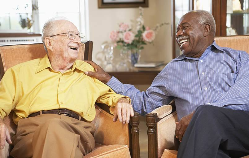 View our independent living care at Kisco Senior Living