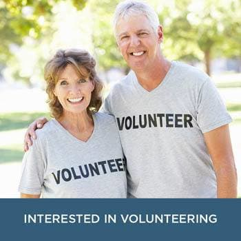 Interested in Volunteering