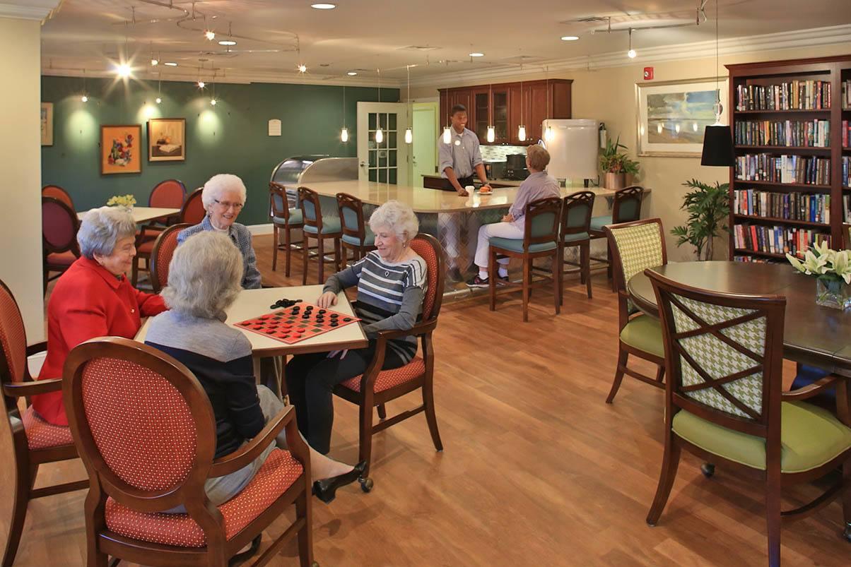 Activities At Senior Living In Greensboro North Carolina