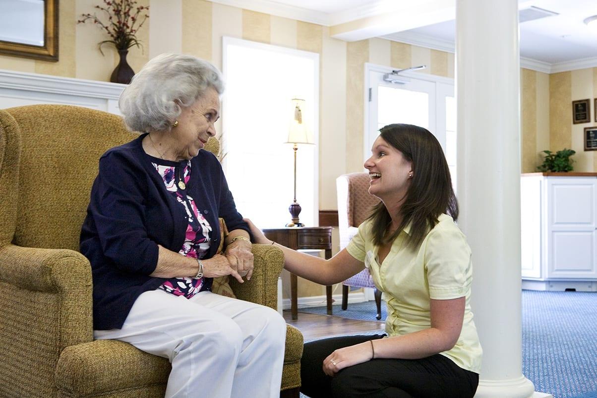 Caring Staff Senior Living In Greensboro North Carolina