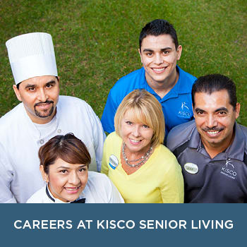 Careers at Kisco Senior Living