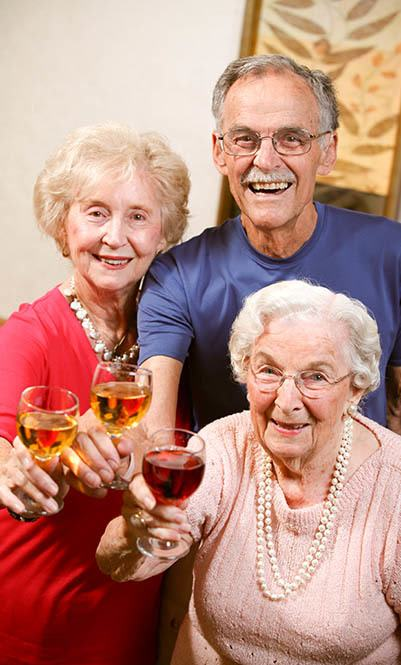 Greensboro senior living has a wonderful community experience come see for yourself.
