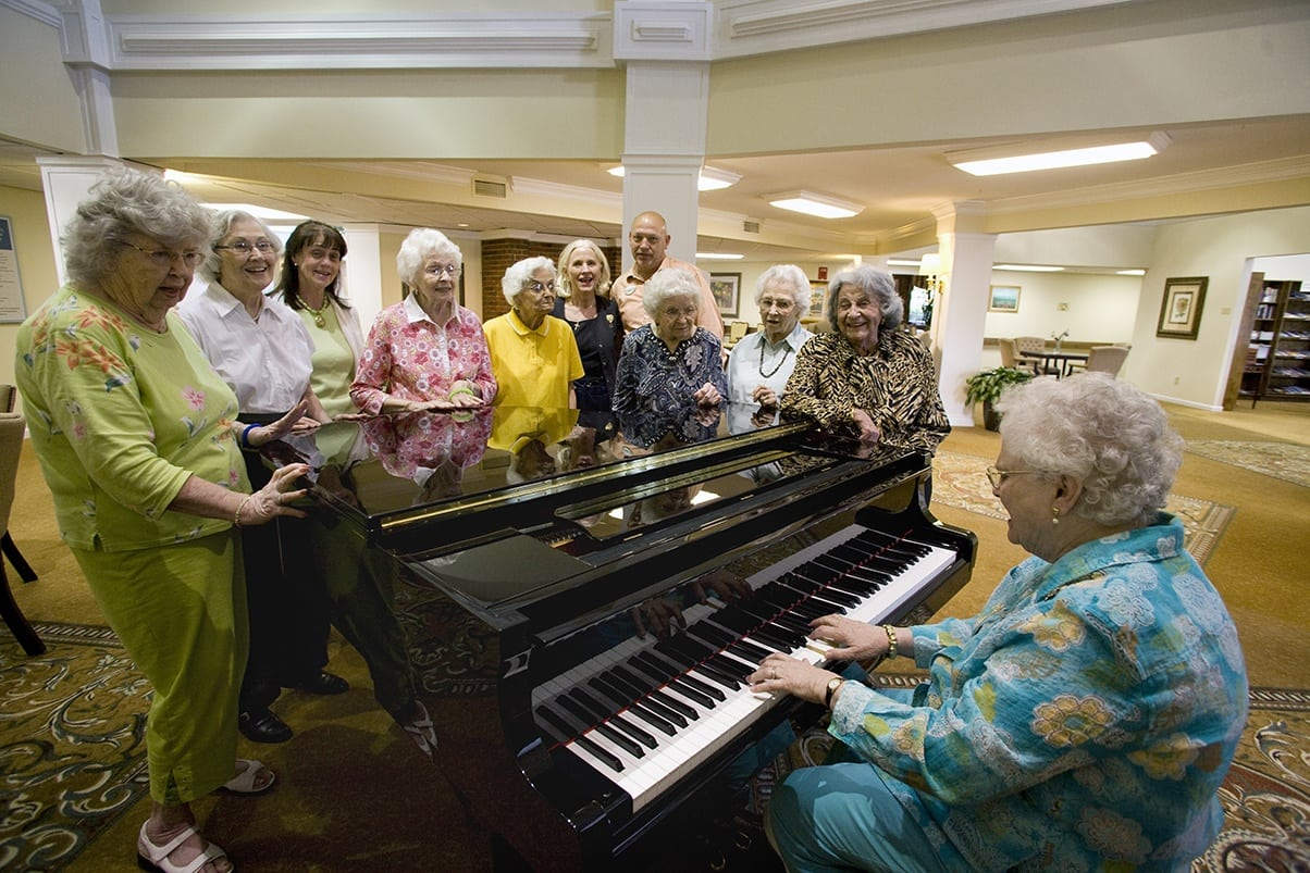 Events At Senior Living In Raleigh North Carolina