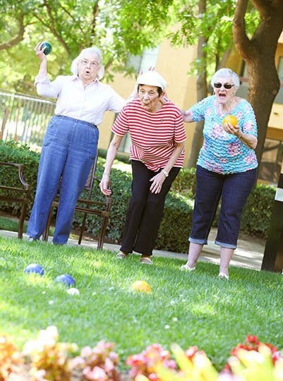 Raleigh senior living has wonderful services and amenities that are right for you