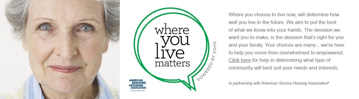 Where you live matters