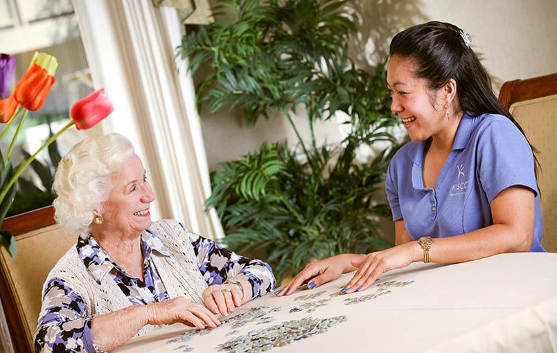View our community offerings for senior living at BridgePoint at Los Altos