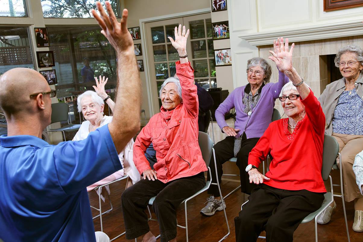 Community Activities At Senior Living In Los Altos California