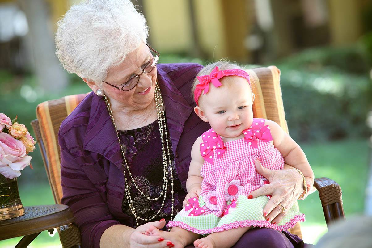 Visit Your Grandchildren At Senior Living In Los Altos California