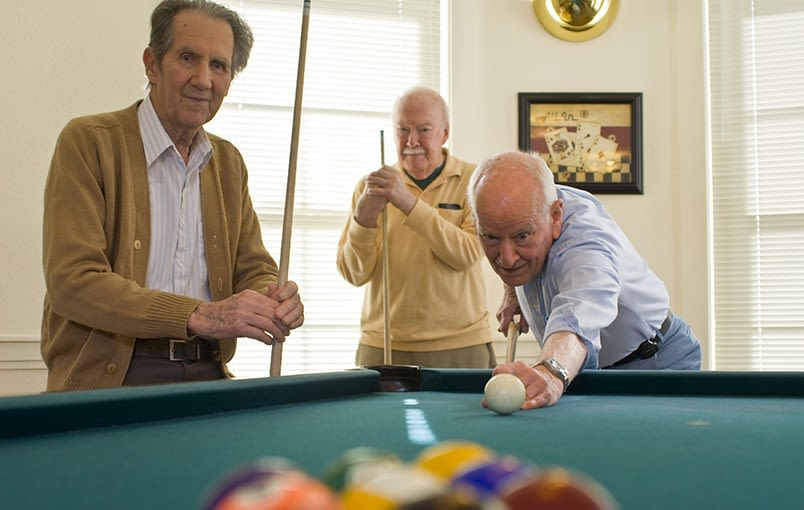 Wonderful services and amenities at the senior living community in Walnut Creek