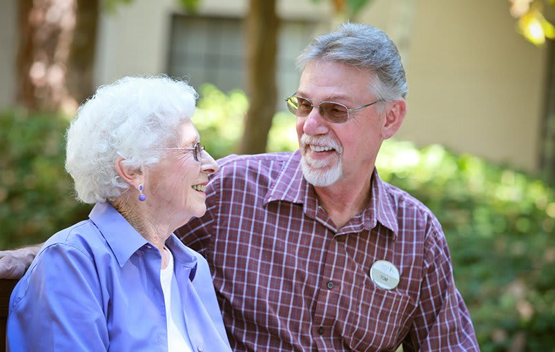 Senior living in Escondido has lots of different care levels for you