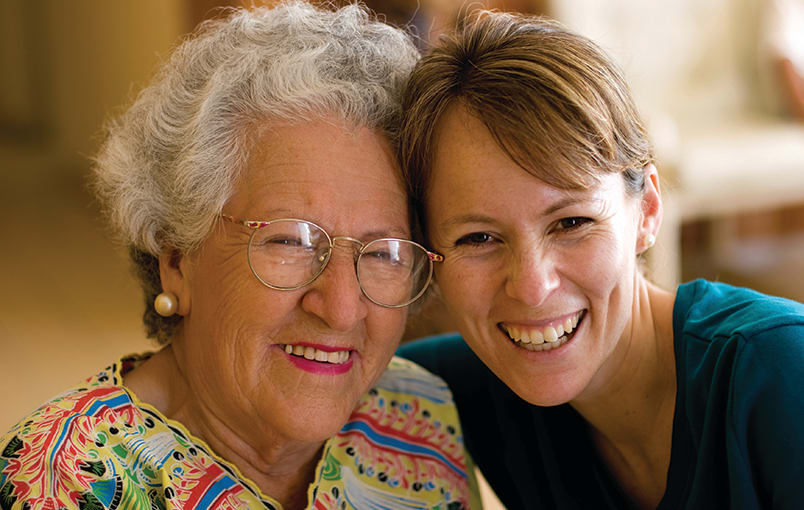 Senior living in San Rafael has lots of different care levels for you