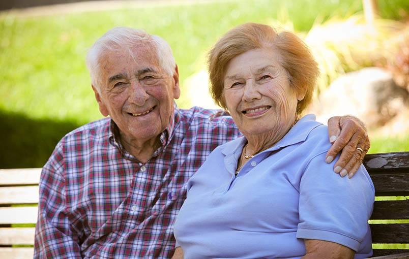 A wonderful community experience at the senior living community in San Rafael