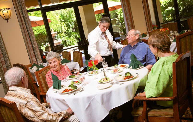 Enjoy the San Rafael senior living lifestyle at Drake Terrace