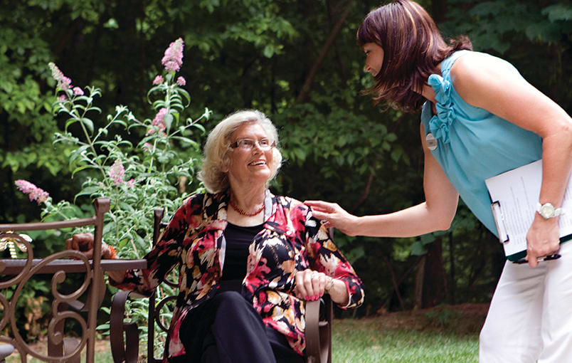 Senior living in Greensboro has lots of different care levels for you