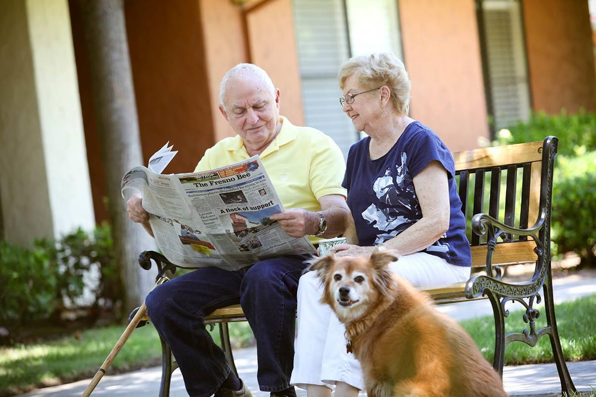 Pet Friendly Senior Living In Greensboro North Carolina