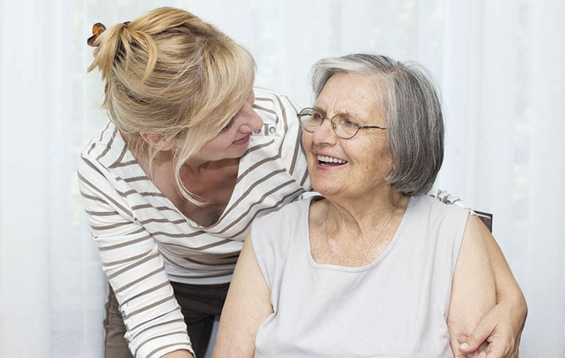 Senior living in Raleigh has lots of different care levels for you