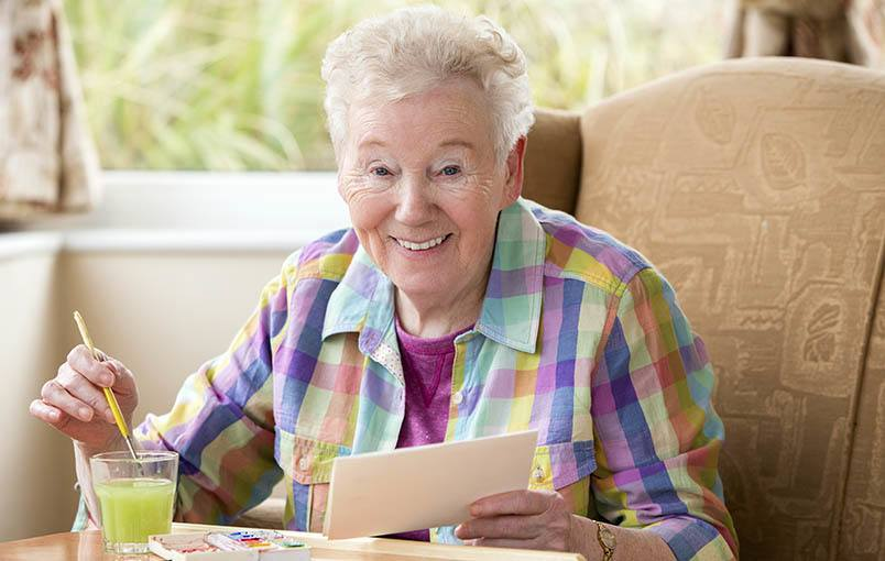 Senior living in Orange has lots of different care levels for you