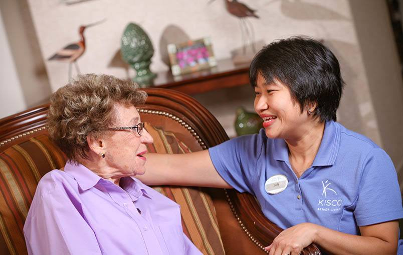 Senior living in Rancho Santa Margarita has lots of different care levels for you