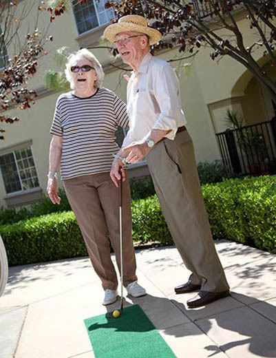 Rancho Santa Margarita senior living has wonderful services and amenities that are right for you