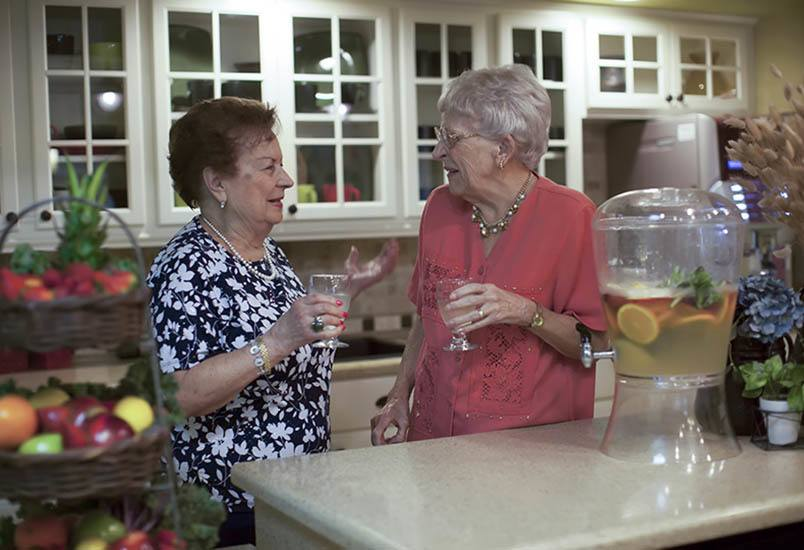 Enjoy the Melbourne senior living lifestyle at The Fountains of Melbourne