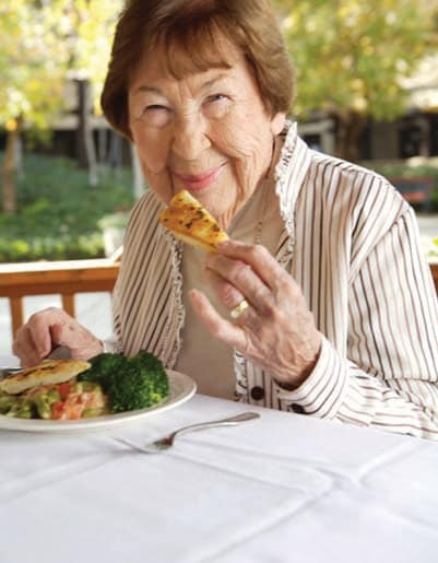 Corona senior living has wonderful services and amenities that are right for you