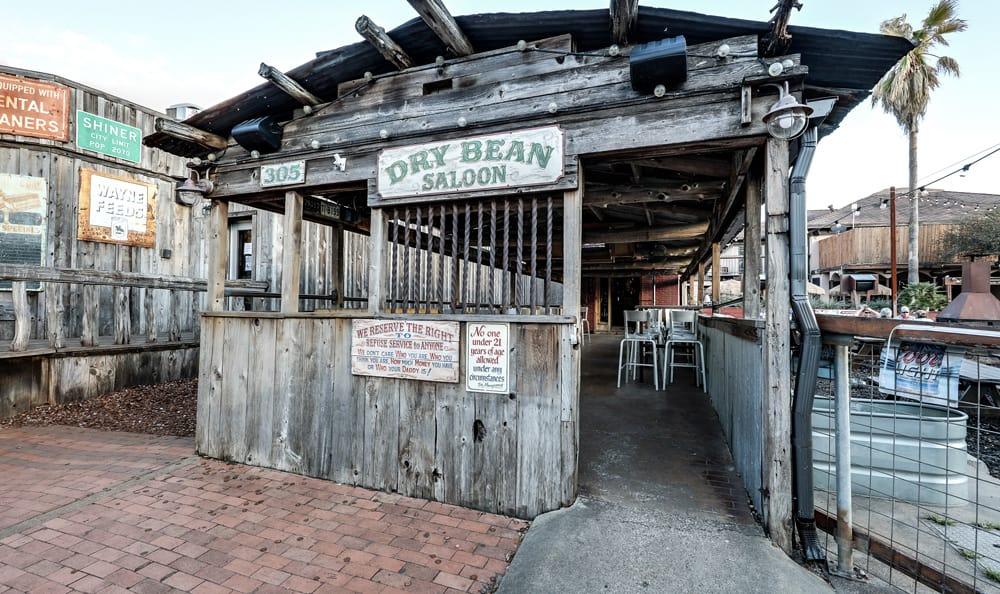 Dry Bean Saloon in Bryan, TX