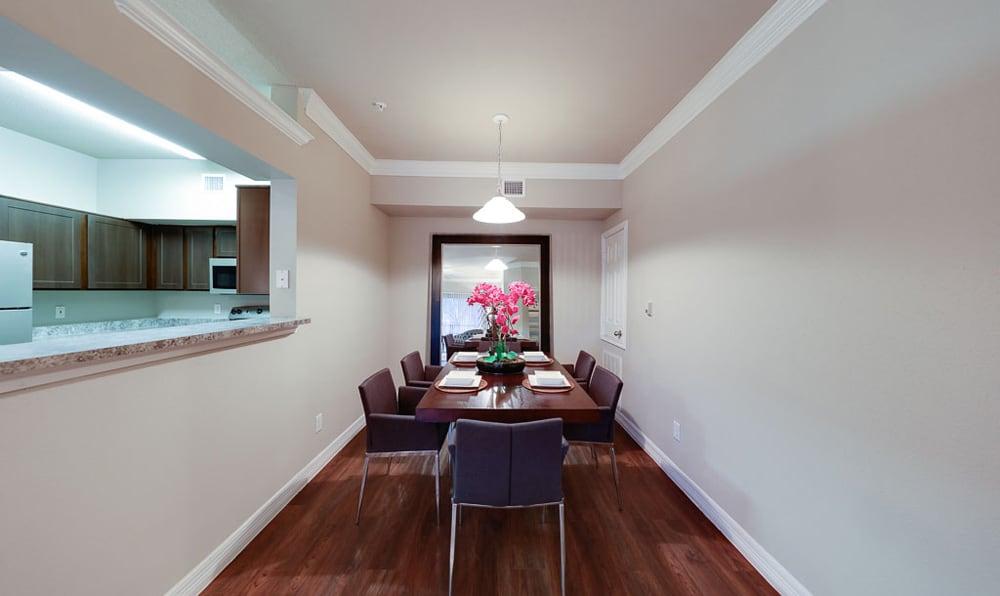 Formal Dining Room at River Pointe