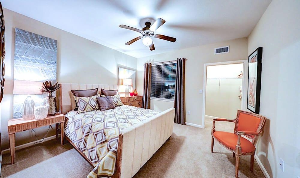 Bedroom at Grand Villas at Tuscan Lakes