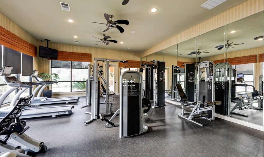 Fitness Center at Grand Villas at Tuscan Lakes