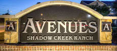 Avenues at Shadow Creek Ranch