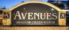 Avenues at Shadow Creek Ranch