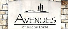 Avenues at Tuscan Lakes