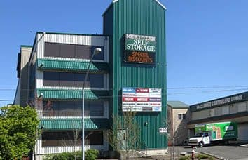 Storage facility in Bellingham
