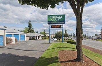Storage facility in Mill Creek