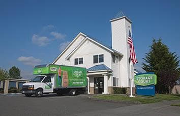 Storage Court Provides Clean Storage Units