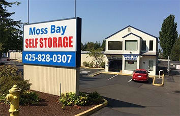 Storage facility in Moss Bay